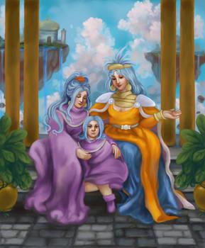 [Chrono Trigger] Royal Family of Zeal