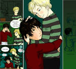 malfoy care and potter love