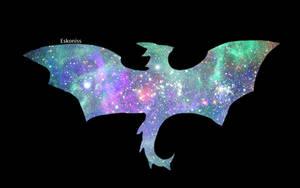 Galaxy Dragon by Eskoniss