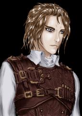 Albus's Portrait by Jorge-D-Fuentes