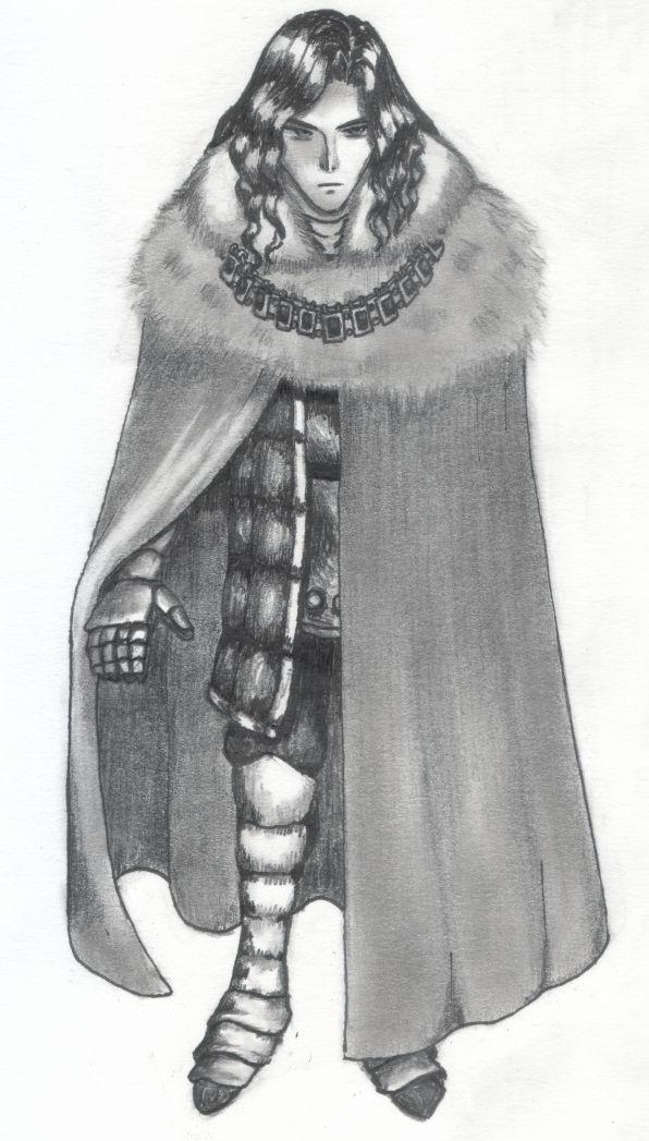 Alucard in the 15th Century