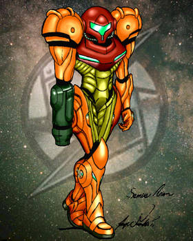 Samus Aran - Galactic Warrior