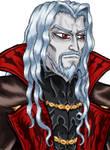 Lord Dracula's Portrait