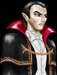 Dracula's Portrait -Classic-