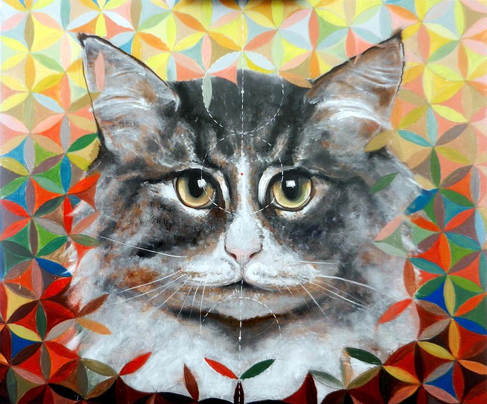 Gato by paulkleemx
