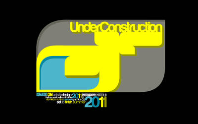 Underconstruction page by domalog