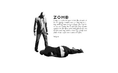 Zomb by domalog