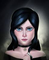 <b>Gothic Girl</b><br><i>Discordwizard</i>