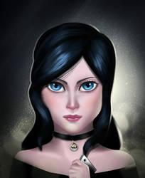Gothic Girl by Discordwizard