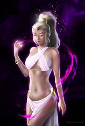 Aphrodite - Goddess of Love by Discordwizard