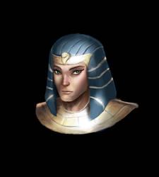 Pharaoh by Discordwizard