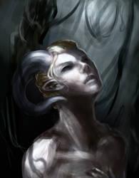 The sorrow of Pan by Discordwizard
