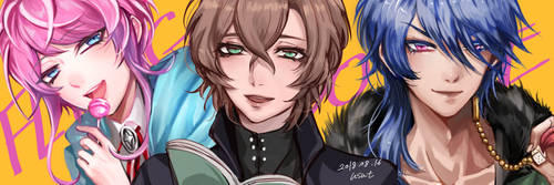 Hypnosis mic - fling posse by usus00