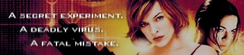 Resident Evil banner by SweetxMelody