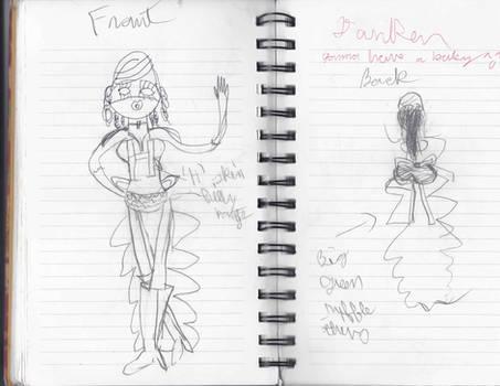 Burlesque Bell agent of Hydra