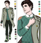 Entry for Green Menswear Design Contest