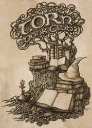 TORn Book Club by eevanikunen