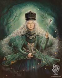 Enchantress by eevanikunen