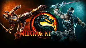 Mortal Kombat Wallpaper by ZsoltGFX