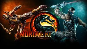 Mortal Kombat Wallpaper by ZsoltGFX