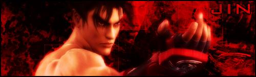 Tekken Sig - Jin by ZsoltGFX