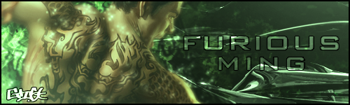 Furious Ming Sig by ZsoltGFX