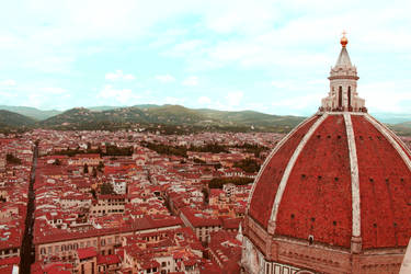Firenze by CAPSLOCK44