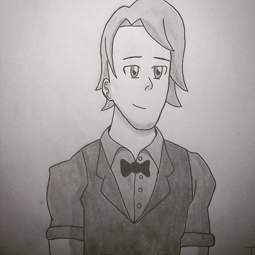 Anime Portrait #8 by LilTJ96015