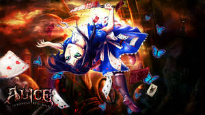 Alice Madness Return - Desktop Background