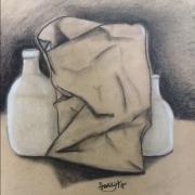 First Art Work at Class by lokkyta