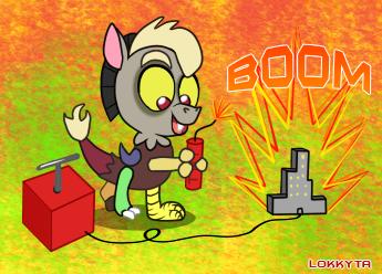 Boom Discord by lokkyta