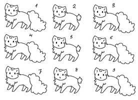 Feline Kitty Adopt Sheet Free Lines Base F2u Cute by ChezuAdoptables