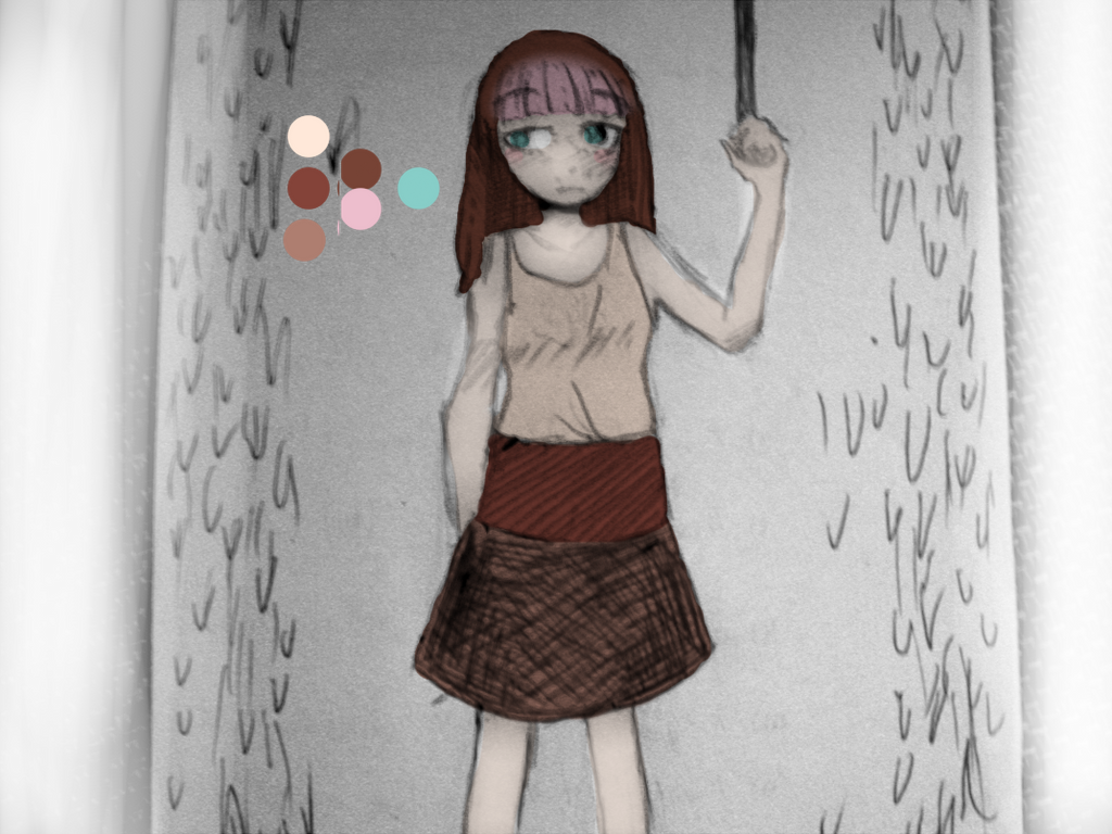 name your price rainy day girl //open by ChezuAdoptables