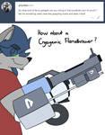 Tumblr: Cybernetic Arm