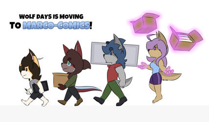 Wolf Days is MOVING [ReadTheDesc] by TheRoflCoptR