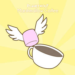 Planet Wolf - Marshmallow Coffee