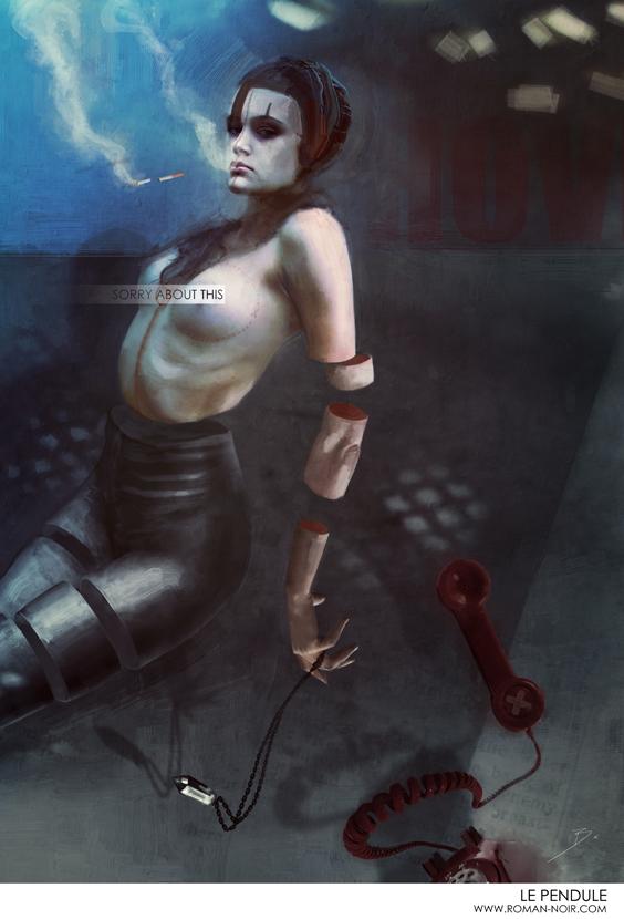 Le Pendule by Deharme