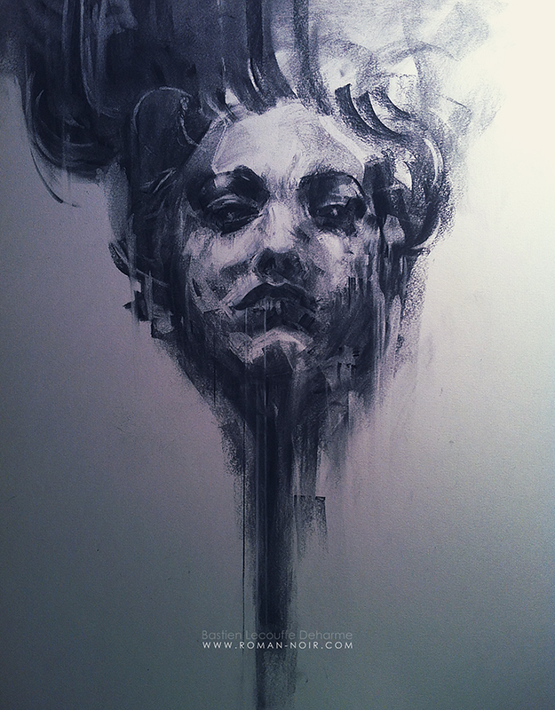 Portrait by Deharme