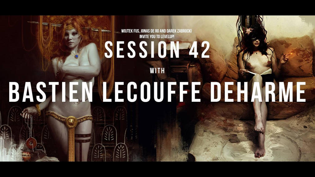 Bastien Lecouffe Deharme / Level Up! Session by Deharme