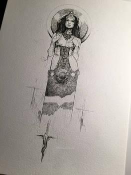 THE SISTER (Morgane)