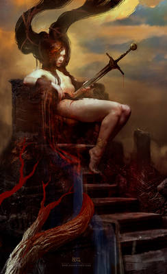 The Impaled Queen