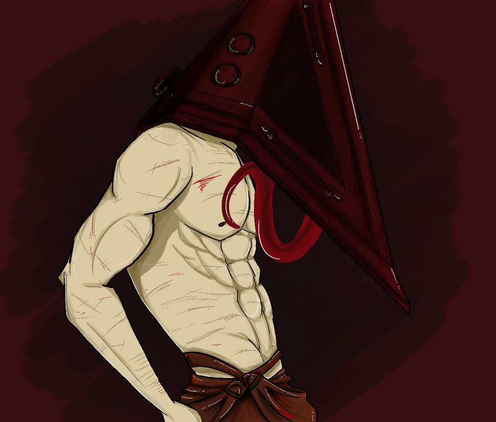 SH:: Pyramid Head by ChingChongChong