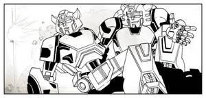 WFC comic panel 3-pencils