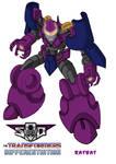 Transformers Seeds Of Deception: Ratbat
