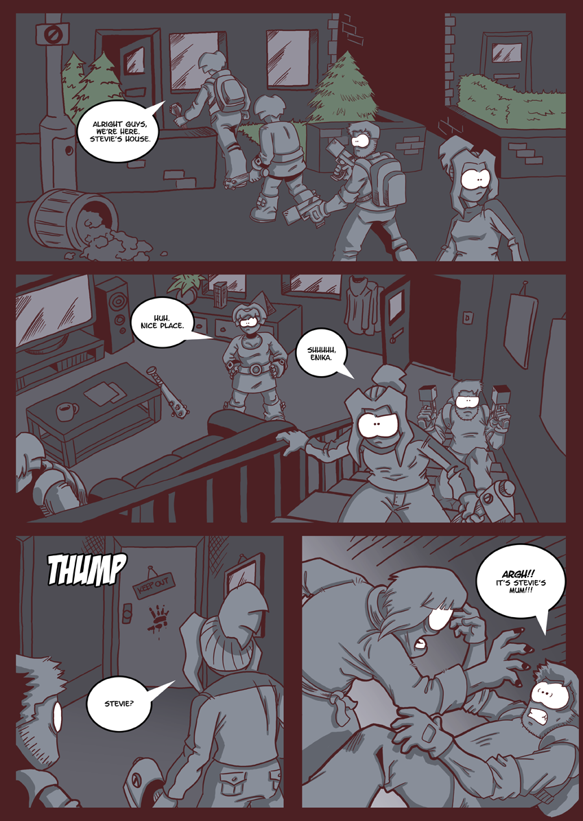 Jazz and Jess, page 193 by Natephoenix