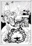 Transformers Portfolio Comic - Page 2 INKS