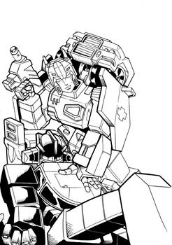Transformers Minerva