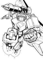 Transformers Masterforce God Ginrai