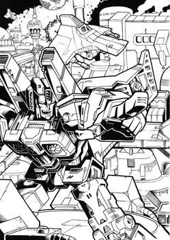 Transformers SIEGE Starscream