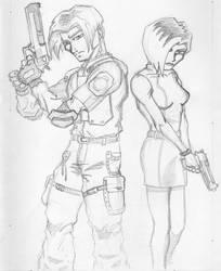 Leon and Ada